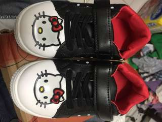 Hello kitty girl's shoes