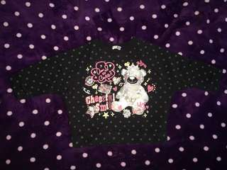 Girl Sweater 3-4T