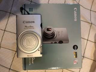 Canon PowerShot ELPH 110 16.1 megapix