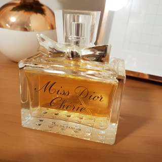 Miss Dior Cherie Perfume 100mL