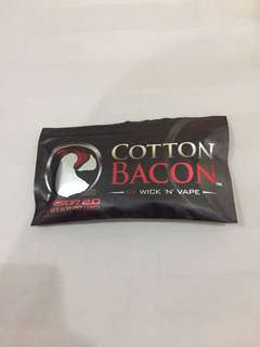 Vape Cotton Bacon