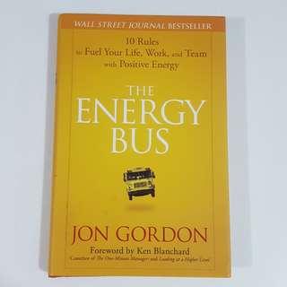 The Energy Bus by Jon Gordon [Hardcover]
