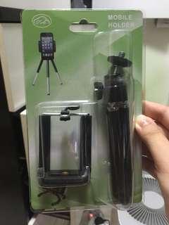 手機相機細三腳架 Mobile Tripod