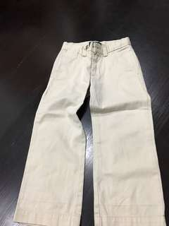 Ralph Lauren beige trousers for 3 years old