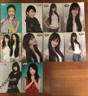 Angelababy Fiona Stephy Kary 5R 相