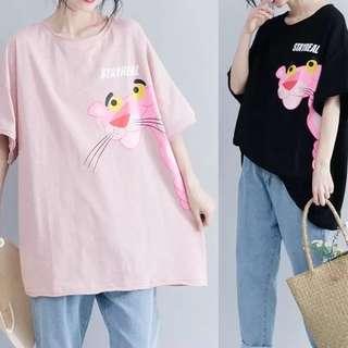 Plus Size Short Sleeve Base Shirt Summer T-Shirt