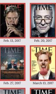 TIME Magazine 2017