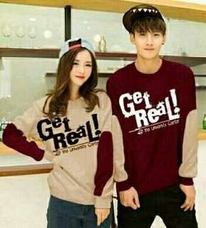 Couple get real