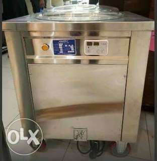 Rolled Ice Cream Machine