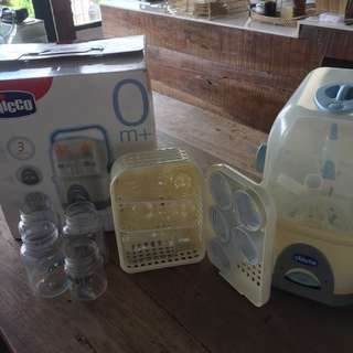 Sterilizer (comes with 5 AVENT bottles)