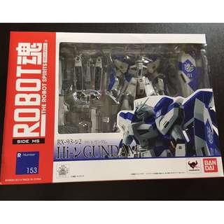 ROBOT魂 Hi Nu Gundam [SIDE MS] Hi-v ガンダム