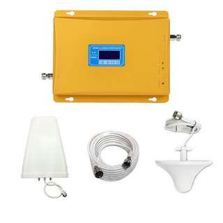 2G/3G/4G Cell Phone Signal Booster Repeater Amplifier kit