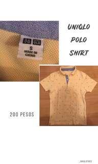 Uniqlo Polo shirt top!