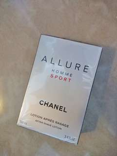 Allure Homme Sport Chanel After Shave Lotion