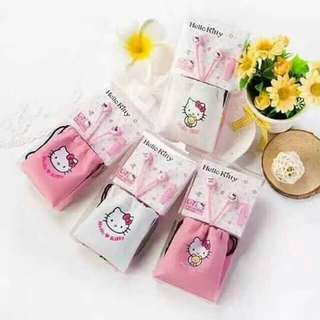 Hello Kitty Earphone with pouch