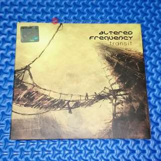 🆒 Altered Frequency - Transit [2009] Audio CD