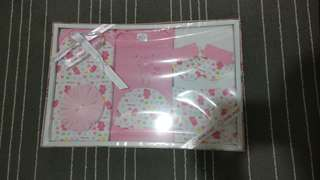 Baby gift set 7 pc