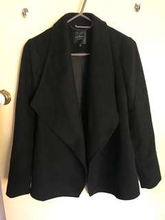 Portmans waterfall coat