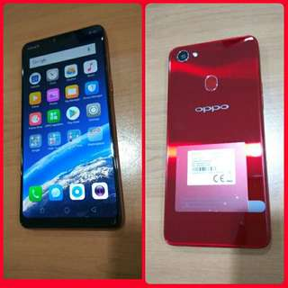 Oppo F7 second