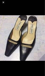 Jimmy choo sandal high heels 高跟鞋 涼鞋