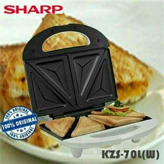 Sandwich Toaster Jaminan ORIGINAL 100%
