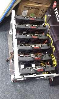 GPU Mining and Hosting Serivce
