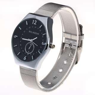 bolingdun Stainless Steel Fashion Quartz Watch ANT3371