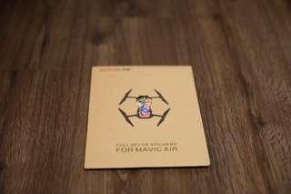 DJI Mavic Air Skin Sticker
