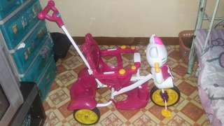 Bike for baby girls up to 3 years old