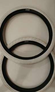 BMX tyre (CULT tyres)