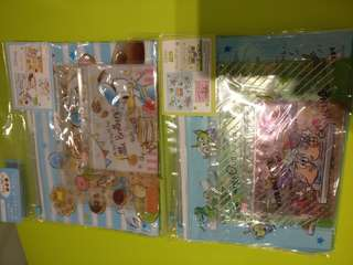 Disney文件袋(3個一套)