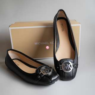 Michael Kors Fulton Flat Shoes