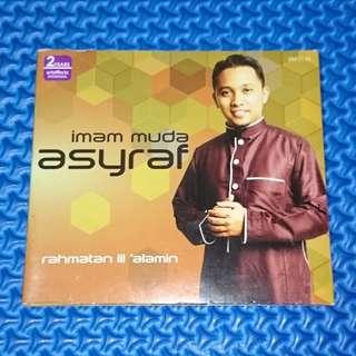 🆒 Imam Muda Asyraf - Rahmatan Lil 'Alamin [2013] Audio CD