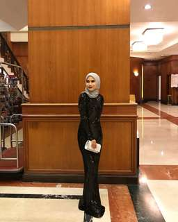 Sequin Dress by Yuna