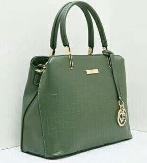 Palomino Routh Handbag - Green