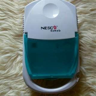 Nebulizer Nesco Alat Terapi Uap Anak dan Dewasa Alat Bantu Pernafasan