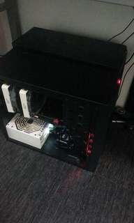 (無顯卡)I7 4790k GTX1070/16G記憶體/240g固態 吃雞電腦