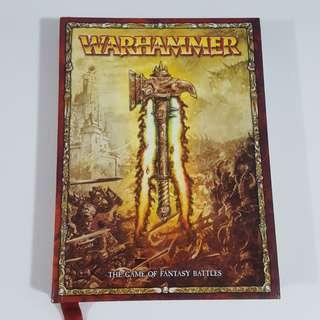 Warhammer Fantasy Rulebook (8th Ed)