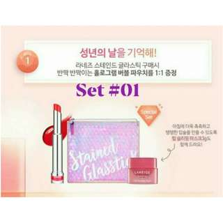 NEW LANEIGE  STAINED GLASSTICK