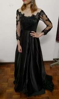 Dinner Dress, Evening Gown