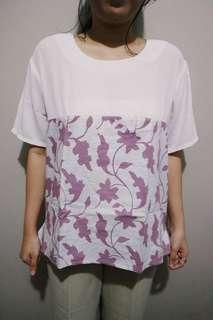 Baju Tinamee purple