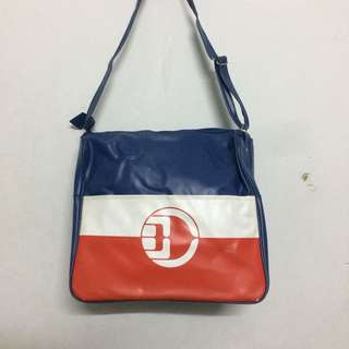 Vintage Malaysia Airlines bag