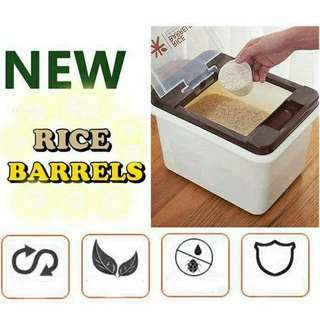 Multi Rice Barrel