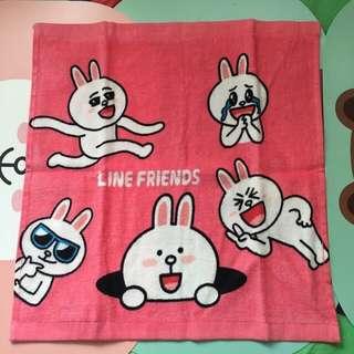 Line Friends Cony 毛巾