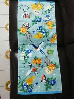 ❮超靚❯ 全新 Pokemon 寵物小精靈 比卡超 皮卡超 pikachu 燕子 火雞 花花 木木梟 浴巾 面巾 洗面毛巾 towel