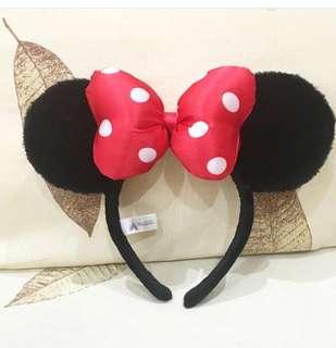Mickey hair band from disneyland
