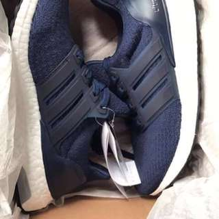 🚚 Adidas Ultra boost 3.0 深藍 23.5降價~