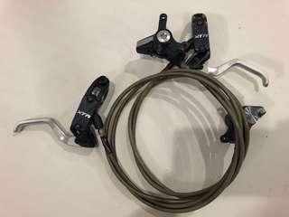 Shimano XTR M975 Hydraulic Disc Brakes