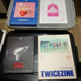 WTS Unsealed TWICE Monographs