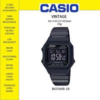 CASIO B-650WB-1B